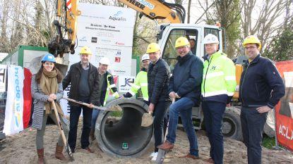 Grootste werken ooit in Bredene gestart: langverwachte heraanleg voor omgeving Derbylaan