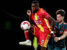 Bliksemtreffer Beukema en gestopte penalty Verhulst leveren GA Eagles punt op tegen Jong Ajax
