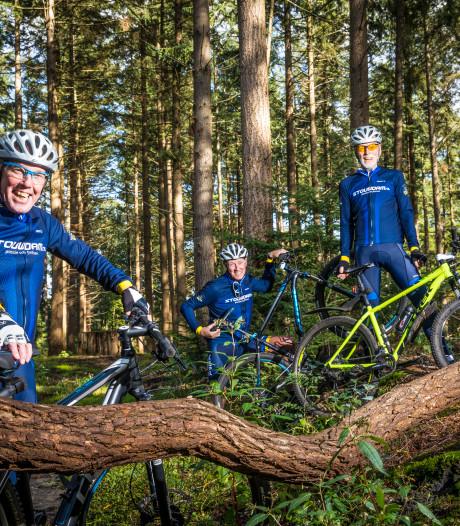 Bijna elk weekend wel een toertocht voor mountainbikers op de Veluwe, lees hier waar je naartoe moet