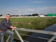 Lintje voor organisator Huntenpop Willem Messing