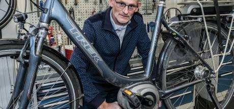 Frans Thijs (69), de laatste fietsenmaker van Gennep