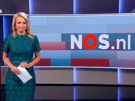 Dionne Stax sluit laatste dag NOS af met snik en doet 'ongemakkelijk' over het Songfestival