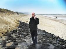 Het wordt deze zomer krap op de Zeeuwse stranden nu opspuiten niet kan