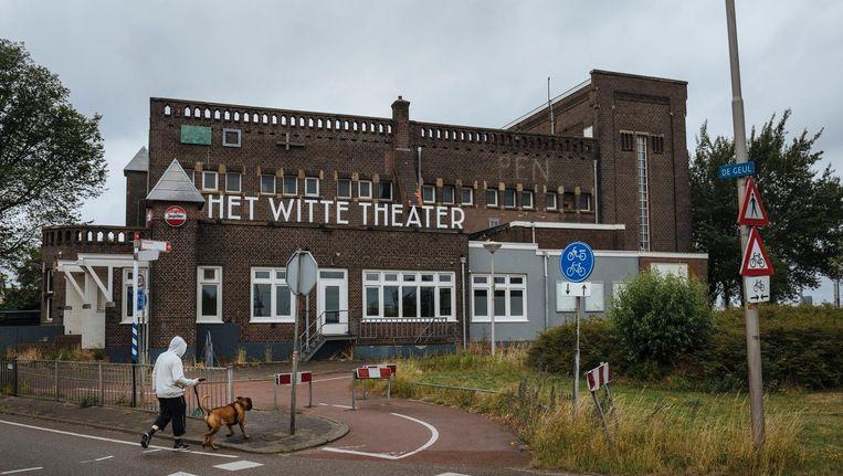 Het Witte Theater zat sinds de jaren zestig in een oude elektriciteitscentrale Beeld Marc Driessen