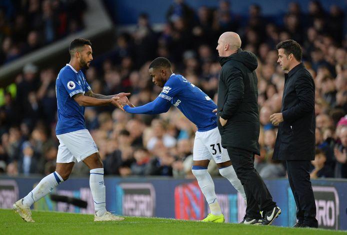 Ademola Lookman was vorig seizoen vooral invaller bij Everton. In de Premier League startte hij slechts drie keer in de basis.