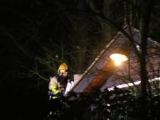 Schoorsteenbrand treft restaurant Huisje James in Ugchelen