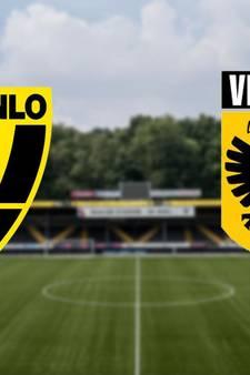 LIVE: Vitesse schakelt terug naar 5-3-2-formatie