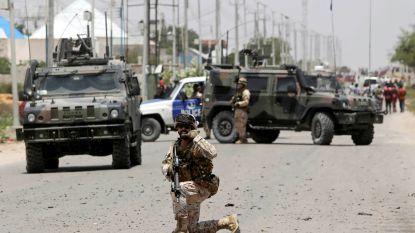 Minstens 26 doden, waaronder Amerikanen en Brit, bij zelfmoordaanslag in hotel Somalië