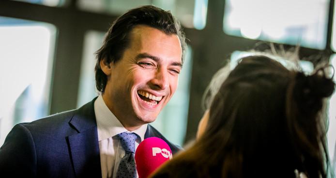 Thierry Baudet van Forum voor Democratie (FVD).