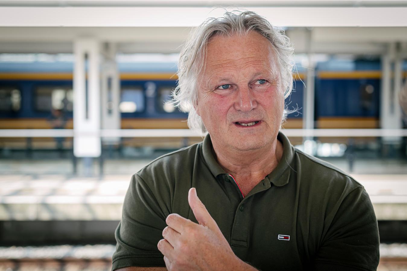 Voormalig topman van ProRail , Pier Eringa.