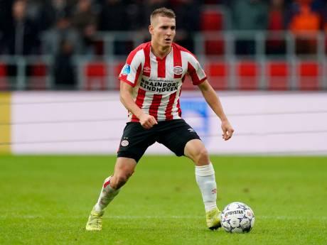 PSV haalde er drie, maar Sadílek werd de logische linksback