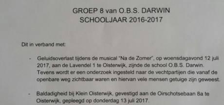 VIDEO: Politie valt klaslokaal binnen en 'arresteert kinderen' in Oisterwijk: 'Jullie waren te luid'