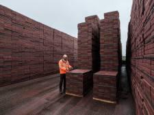Nieuwe loswal bij steenfabriek zorgt voor veel minder vrachtwagens door Babberich