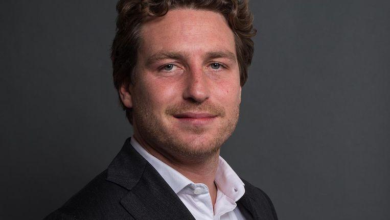 D66-lijsttrekker Reinier van Dantzig Beeld anp
