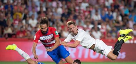 Luuk de Jong weer belangrijk bij nieuwe koploper Sevilla