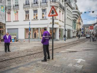 """Gent klaar voor heropenen van winkels: """"We voorzien maximumcapaciteit en tellingen op drukste winkelas"""""""