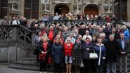 Seniorenvereniging S-Plus Centrum viert 70-jarig bestaan op stadhuis