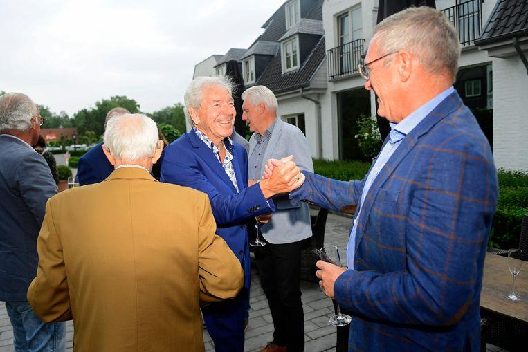 Henk Houwaart en Leo Van der Elst.