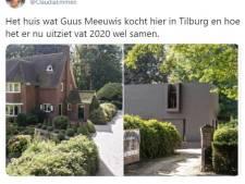 Tilburgers walgen van sloop en nieuwbouw villa Guus Meeuwis: 'Cultureel erfgoed vernietigd'