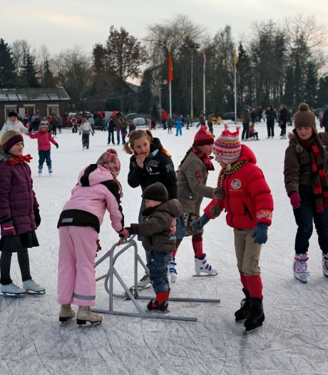 'Het zou al prachtig zijn kinderen tot 12 jaar te zien schaatsen op onze baan'