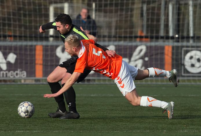 Longa'30 won met 9-1 in Hardenberg.