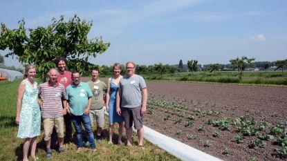 Pomona coöperanten zetten hun boerderijpoort open