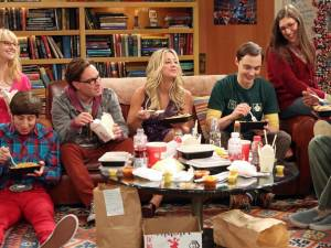 "Rideau pour ""The Big Bang Theory"", improbable champion de l'audimat"