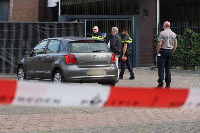 Invallen in Breda