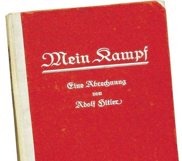Een gesigneerde eerste editie. Beeld epa
