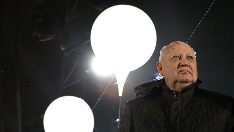 Michail Gorbatsjov.