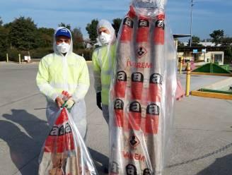 """Niet-verpakt asbestafval niet meer welkom op recyclagepark: """"Aanvoer moet veiliger"""""""