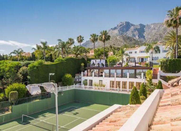 Kan Je Quarantaine Nog Idealer Doorbrengen De Droomvilla Waarin Djokovic In Marbella Leeft Time Out Sport Hln