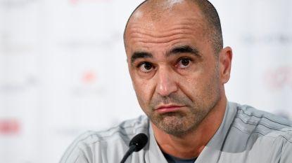 """Martínez: """"Paspoortprobleem niet de fout van Carrasco"""""""