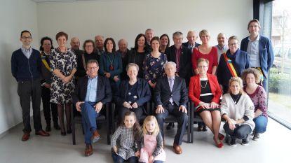 Maurits en Marcella vieren 65 jaar samen