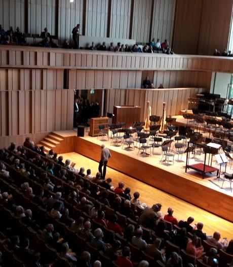 Verbouwing Arnhems concertgebouw Musis valt tonnen duurder uit