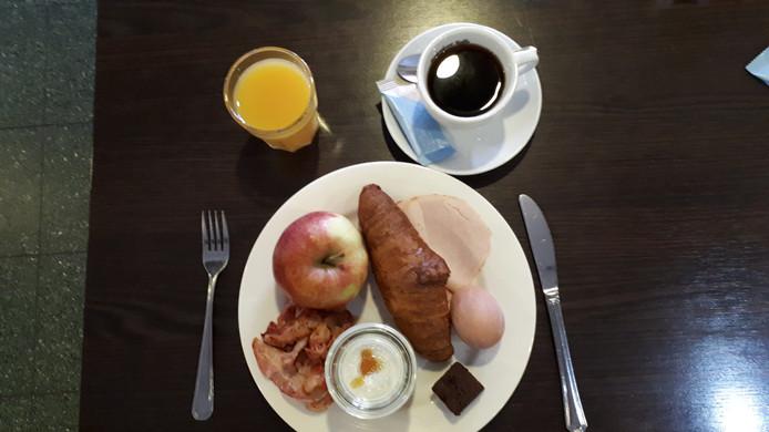 Het ontbijtje bij Frans op den Bult