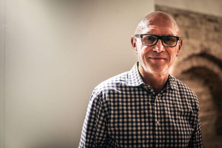 Miroslav Volf, theoloog van wereldfaam. Beeld Hollandse Hoogte / Maarten Boersema
