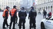 Terreuralarm kost Brusselse politie heel wat