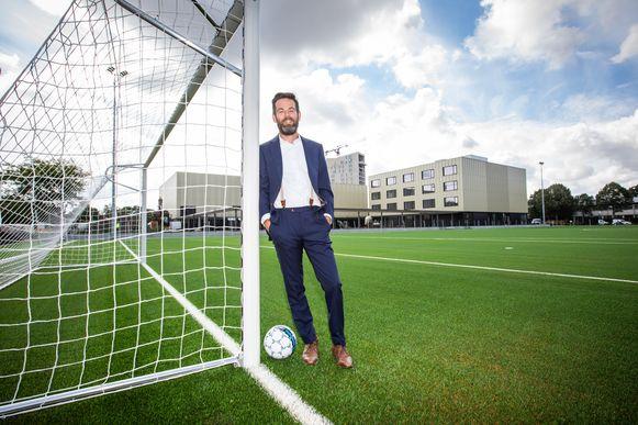 Directeur Peter Vliegen van de Hasseltse Sportschool.