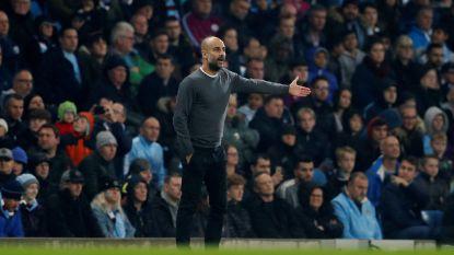 """Guardiola krijgt lik op stuk: """"Niets mis met de wedstrijdballen"""""""