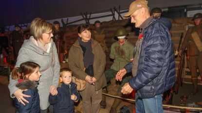Herdenking einde Eerste Wereldoorlog met unieke tentoonstelling