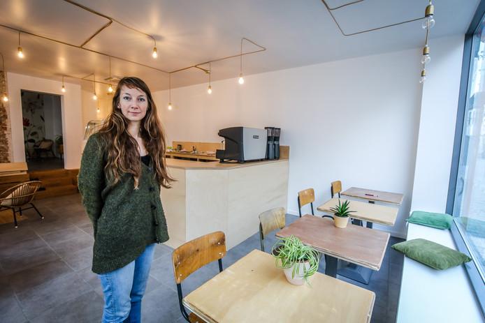 Brugge Postbar: Tine Vandenbon