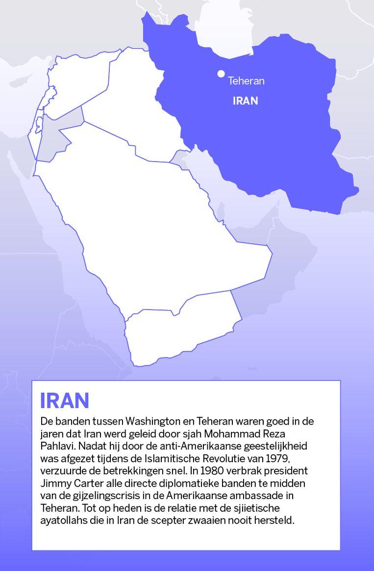 Iran. Beeld