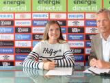 Veldhovense Van Dooren tekent voor twee jaar bij vrouwen PSV