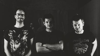 VIDEO. Punkrockband KOLOS lanceert EP Grooveyard in café Den Trap