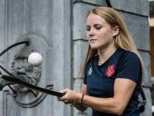 Geen groen maar een blauw hart voor hockeyster Meike Warnier: 'Zit helemaal op mijn plek'