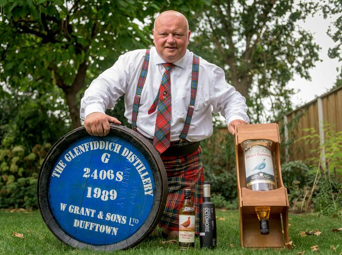 HARBRINKHOEK - Henri Goossen, the Whiskyteacher