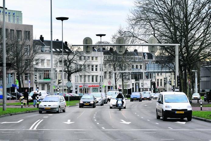 De Arnhemse Centrumring. Foto Rolf Hensel