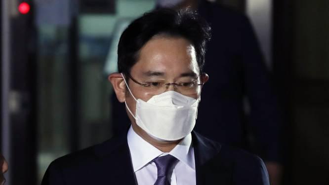 Vicevoorzitter van Samsung en derde rijkste man van Zuid-Korea niet vervolgd voor fraude
