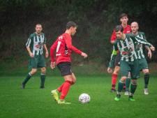 4B: Kesteren in bizarre wedstrijd naar gelijkspel